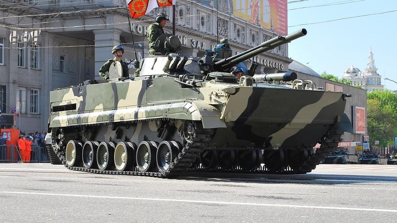 Репетиции военного парада: где и когда перекроют дороги в Москве