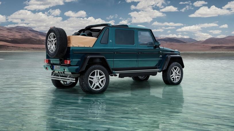 Хит-парад. Самые дорогие в мире серийные SUV