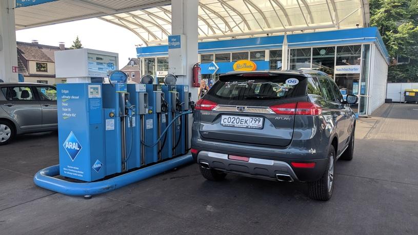 Россия попала в топ стран с самым дешевым бензином в Европе