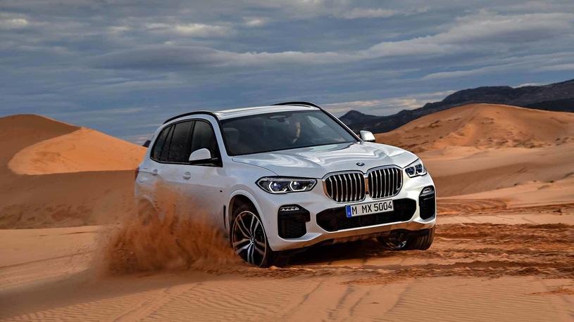 Названы российские цены на новый BMW X5
