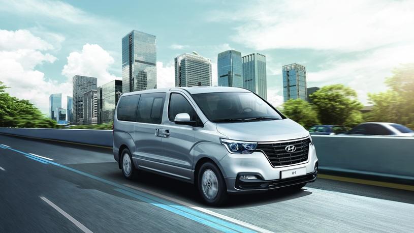 Обновленный Hyundai H-1: старт продаж и российские цены