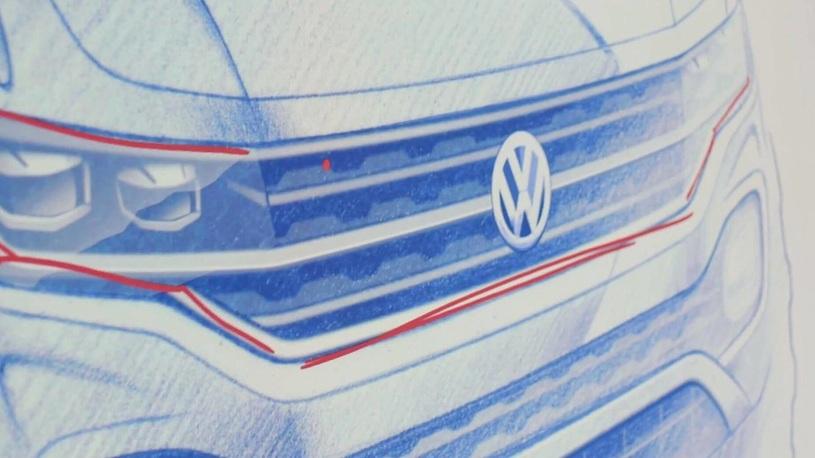 Новый компактный кроссовер VW T-Cross показали нафото