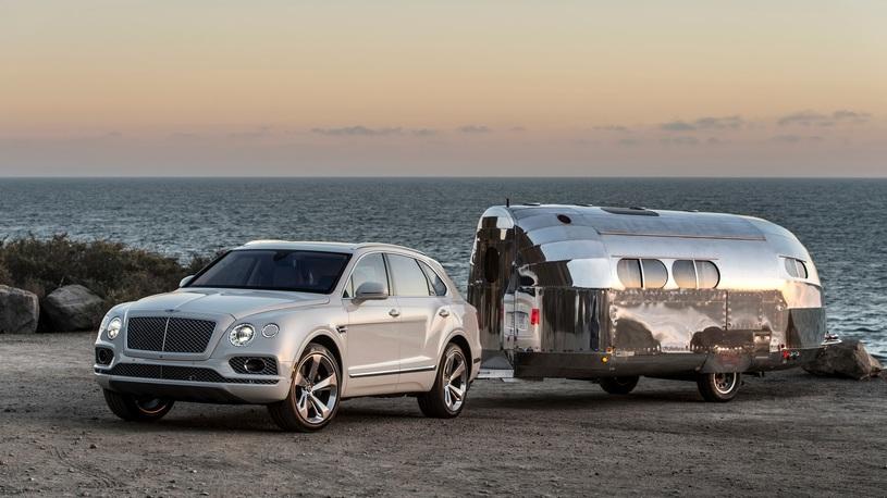 Посчитали-прослезились: тягово-сцепное устройство для Bentley Bentayga