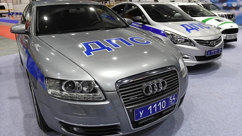 Утверждена новая цветовая схема автомобилей полиции