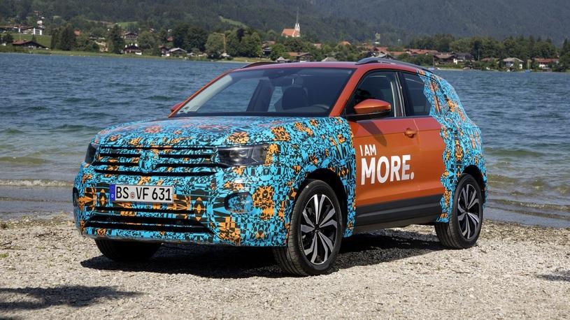 Кроссовер VW T-Cross обещает стать одним из самых безопасных в сегменте