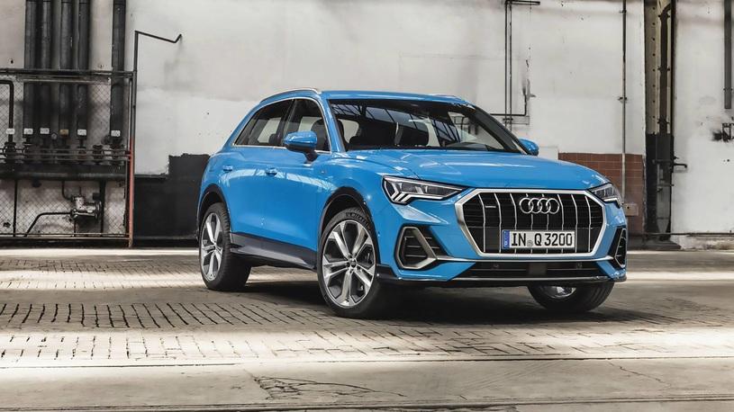 Audi привез вРоссию новый иособенный кроссовер