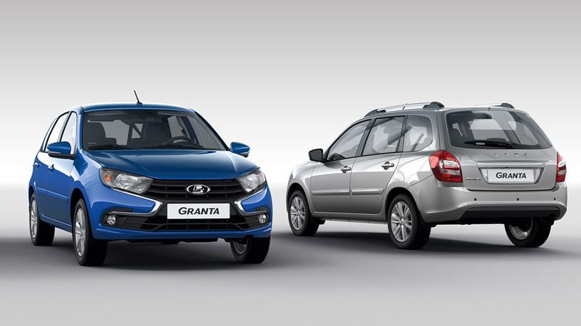 АвтоВАЗ отзывает 11 тысяч новеньких Lada Granta