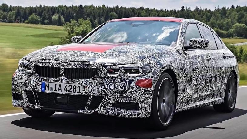 Новая BMW 3 серии: первые подробности