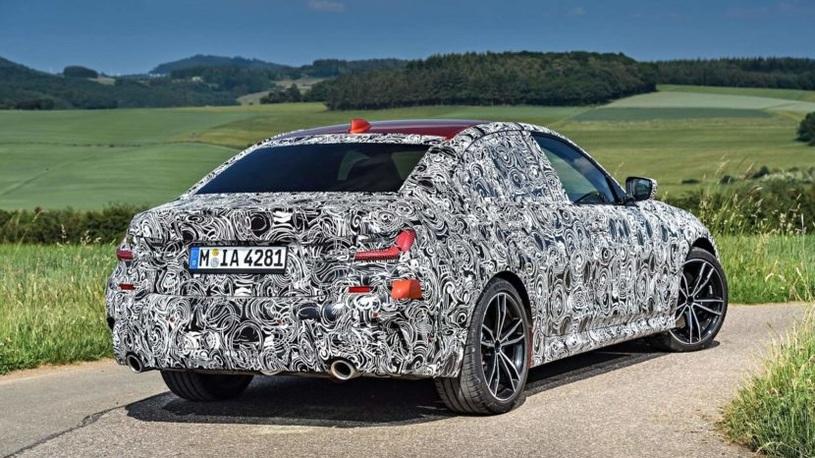 Новая BMW 3-Series