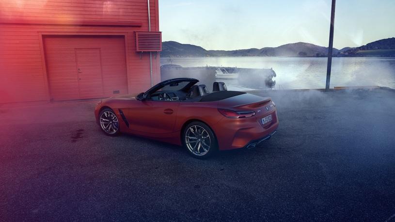 Новый BMW Z4: долгожданные