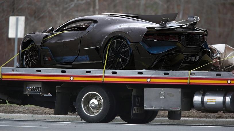 Авария суперкара за 395 млн рублей оказалась фейком!