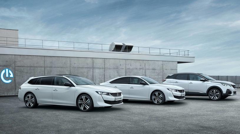 У Peugeot 508 и 3008 появились гибридные двигатели