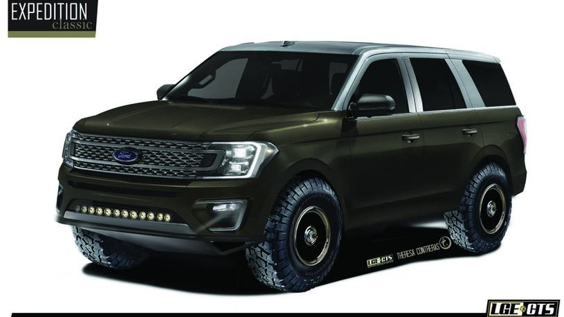 Ford везет на SEMA пять сумасшедших кроссоверов