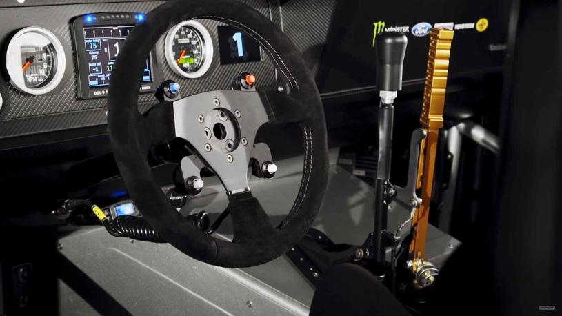 Кен Блок обзавелся дрифт-пикапом с мотором от суперкара