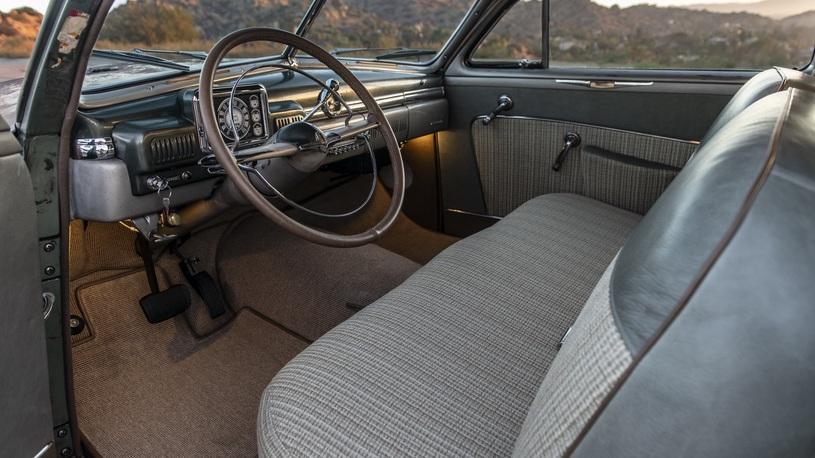 Купе Mercury 1949 года превратили в электрический суперкар