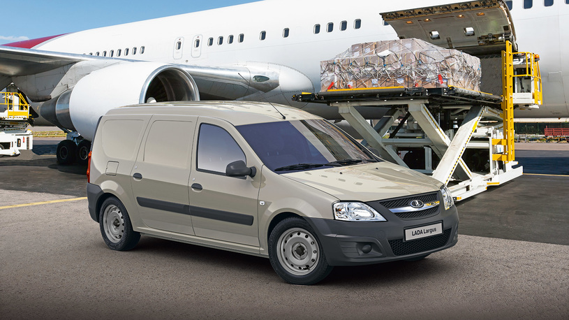 Lada готовит таинственную новинку по имени Van