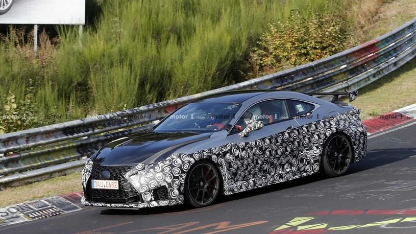 Lexus выпустит очень быстрое спорткупе