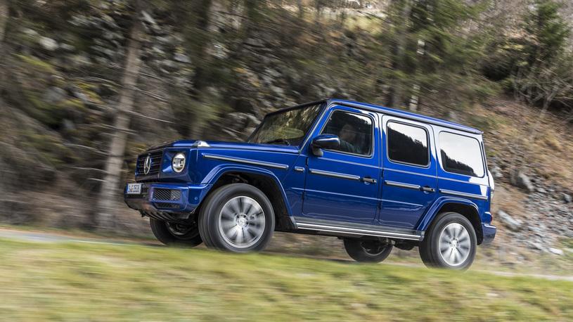 Mercedes-Benz оценил дизельный G-класс в рублях