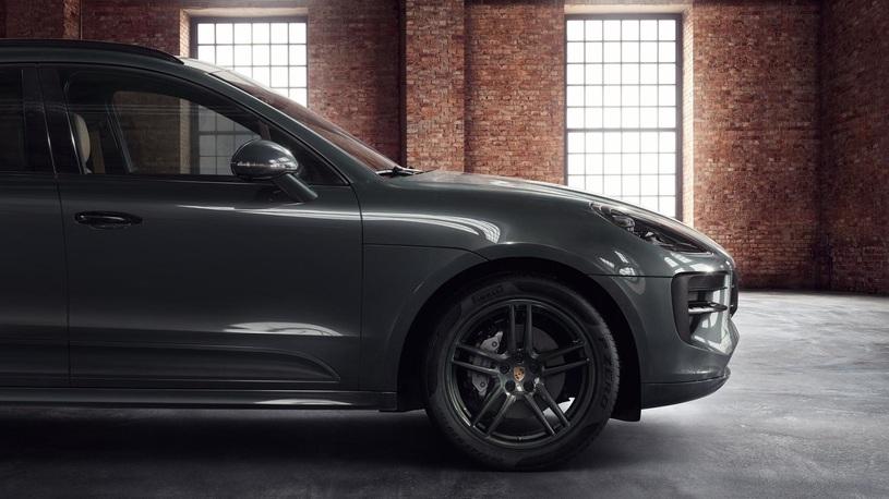 """Porsche выпустила эксклюзивную версию Macan """"не для всех"""""""