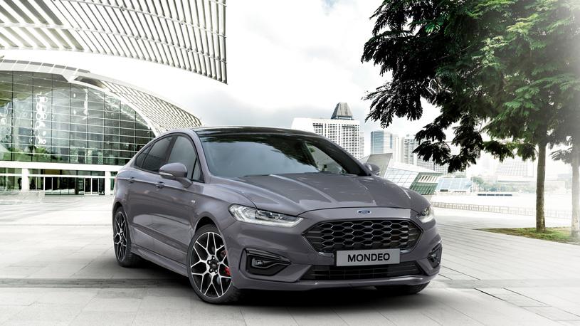 Официально представлен обновленный Ford Mondeo
