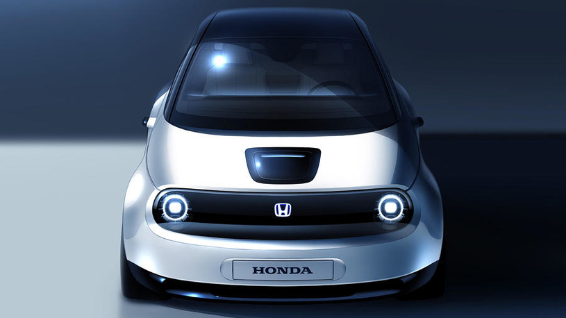 Honda представит в Европе маленький электрокар