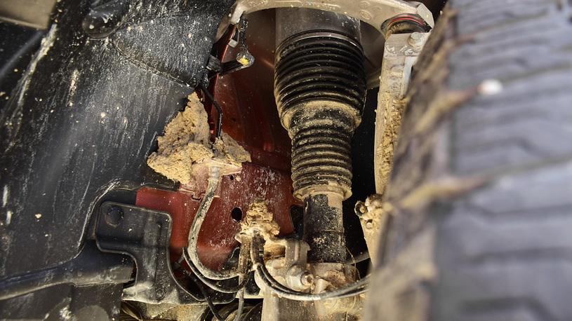 525 - Близкий космос: на новом Land Rover Discovery – по плато Устюрт