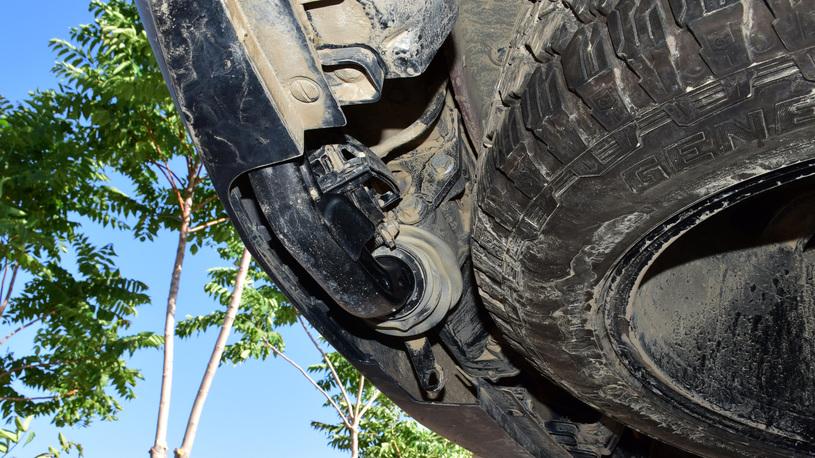 526 - Близкий космос: на новом Land Rover Discovery – по плато Устюрт