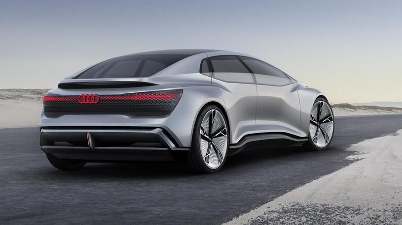 Audi покажет в Шанхае дизайн будущих электрокаров