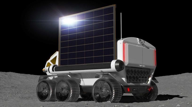 Новейший электрический внедорожник Toyota – только для Луны и Марса