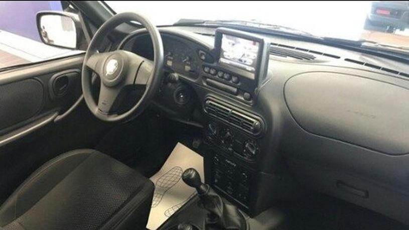 Внедорожник Chevrolet Niva стал чуточку динамичнее