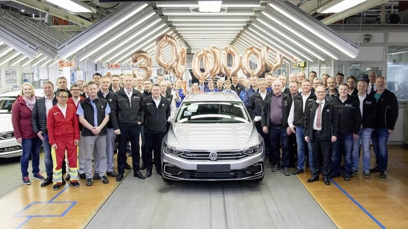 Volkswagen Passat поставил мировой рекорд продаж