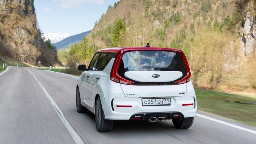 В России стартовали продажи Kia Soul нового поколения