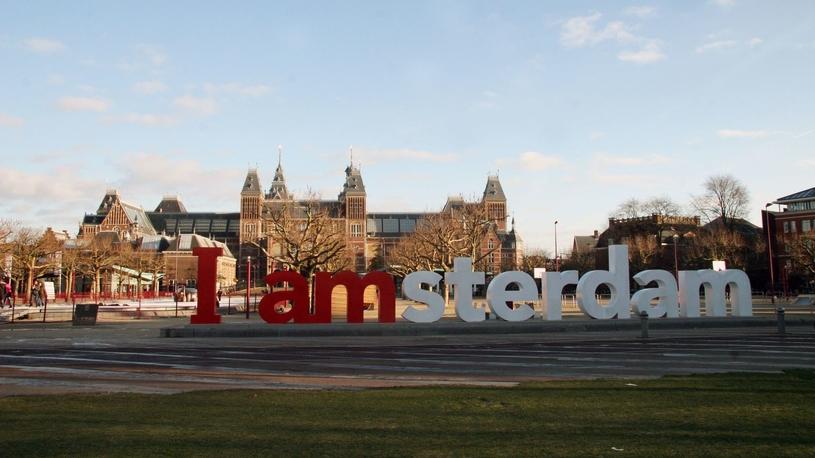 В Амстердаме запретят не марихуану, а автомобили с ДВС