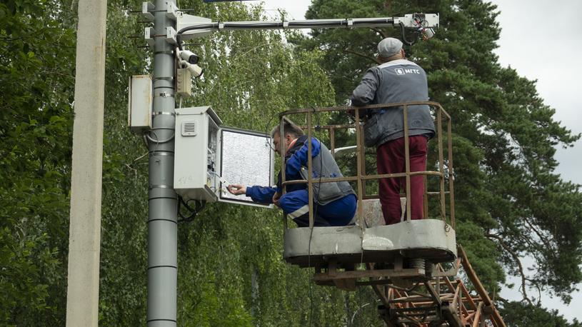 600 новых камер на столичных дорогах обойдутся в 3,5 млрд рублей