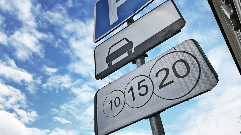 Преступление и наказание: каковы штрафы за неправильную парковку в 2019 году?