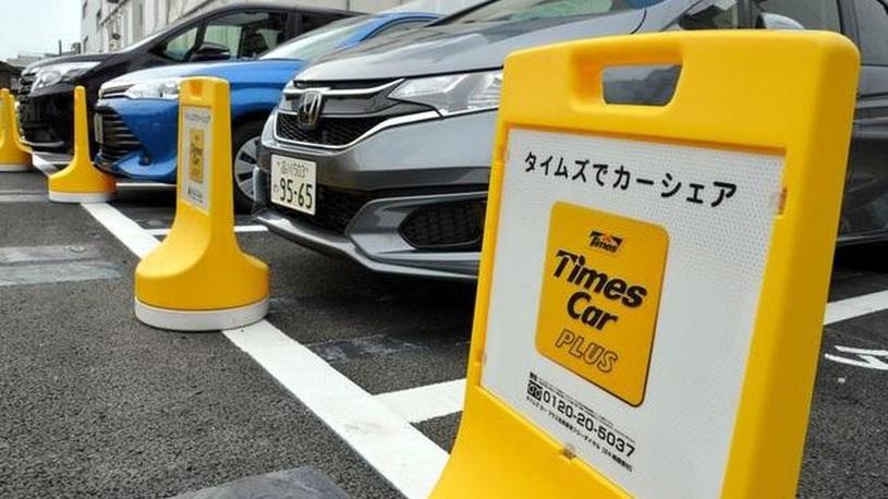 12% ПОЛЬЗОВАТЕЛЕЙ КАРШЕРИНГА В ЯПОНИИ АРЕНДУЮТ МАШИНУ НЕ ДЛЯ ПЕРЕДВИЖЕНИЯ 189