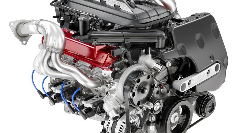 Динамика нового Chevrolet Corvette удивила даже его создателей