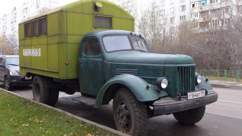 Назад в СССР – 6: треть грузовиков на дорогах России еще советского производства