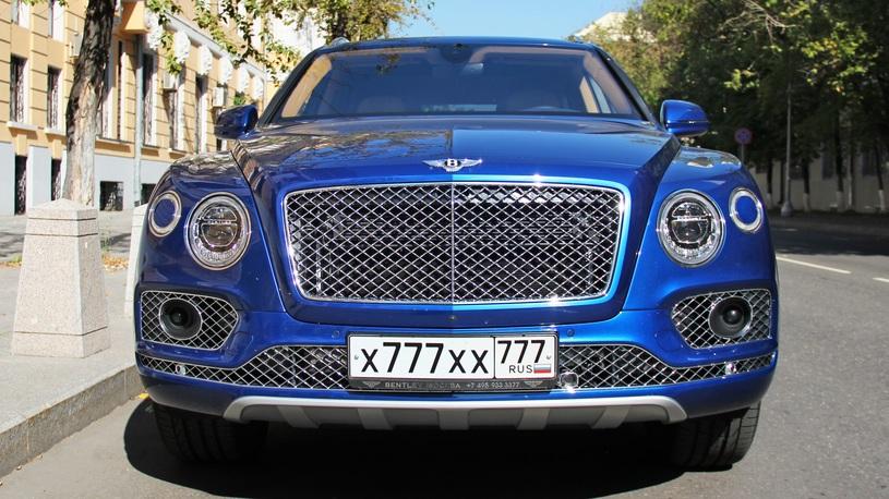 У безработных граждан угоняют то Porsche, то Bentley: тенденция, однако!