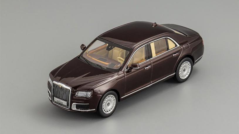 Бронированный Aurus Senat S600 уже в продаже – всего за 5 800!