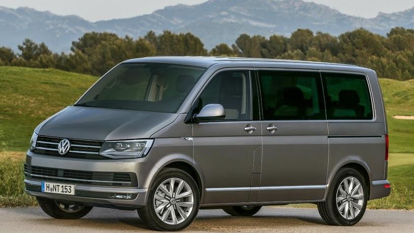 Volkswagen Multivan – не самолет, но разгерметизация салона возможна