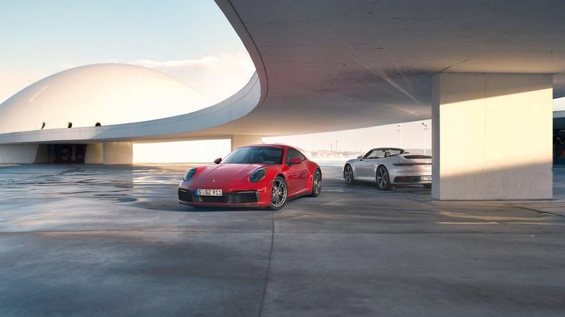 Porsche 911 получил