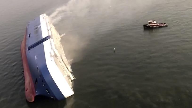 Морская катастрофа века становится тайной южнокорейского автодвора (видео)