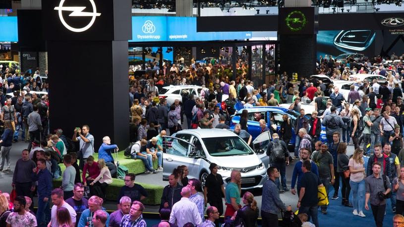 Автопроизводители засомневались в будущем Франкфуртского автосалона
