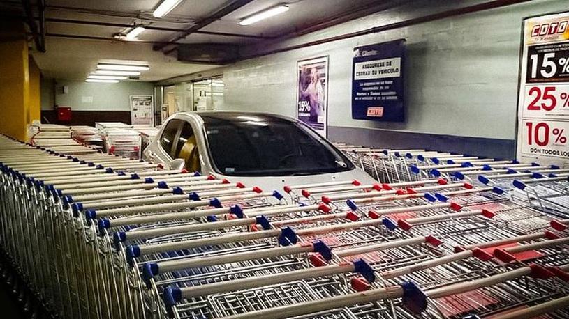 """Урок на всю жизнь преподали любителю парковаться """"не там и не так"""""""