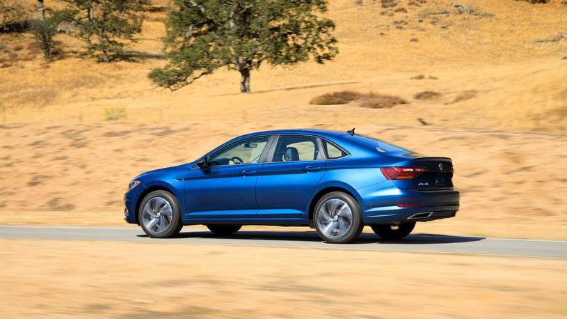 Volkswagen Jetta вернётся в Россию с полноценным «автоматом»