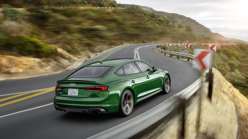 В Россию привезли Audi RS 5 Sportback: их мало и они дорогие
