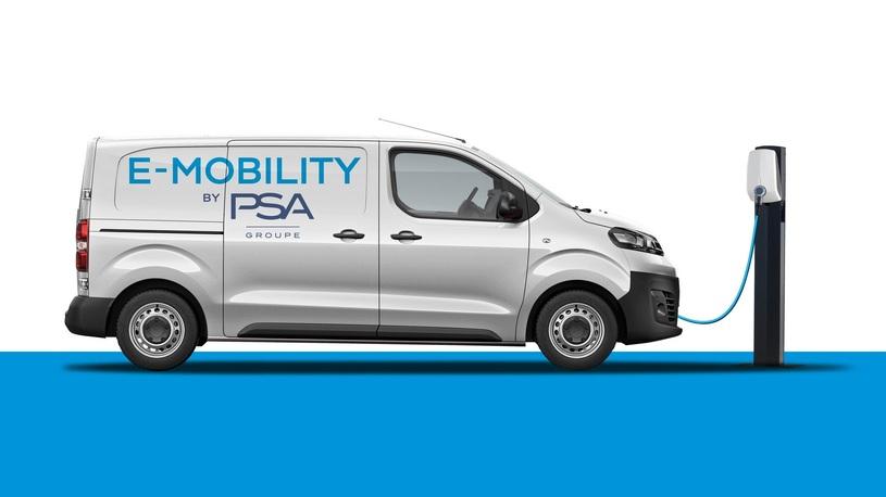 У Peugeot-Citroen и Opel появятся сразу четыре электрических минивэна