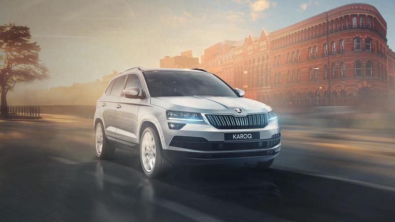 Новый Skoda Karoq в России: дата начала продаж и комплектации