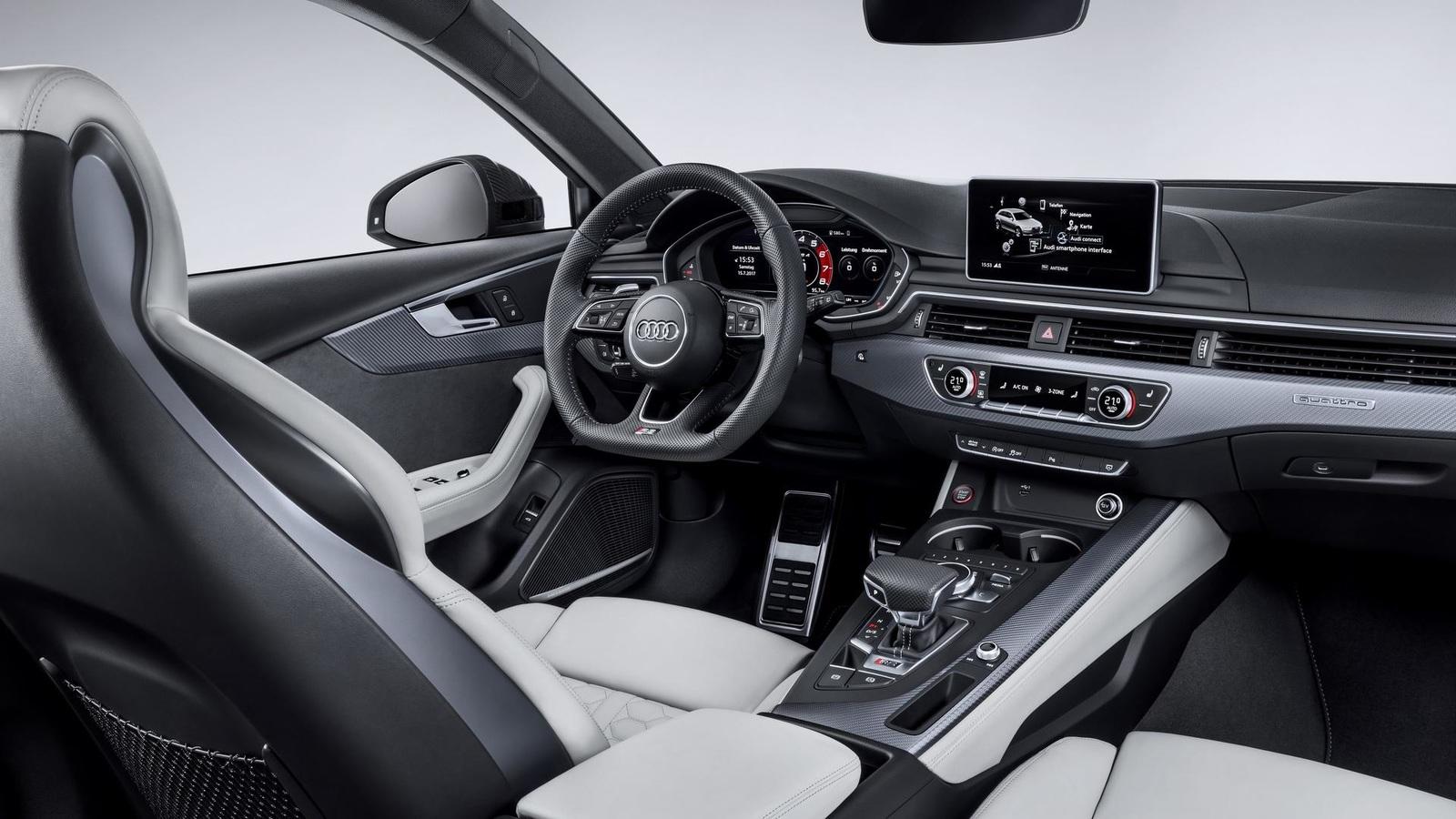 Ауди  RS4 Avant поступает в реализацию . Известна цена